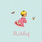 Madelief | kruipende baby