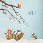 Melle | winter baby