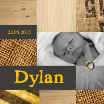 Dylan | stoere materialen