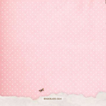 Mies   winter baby roze