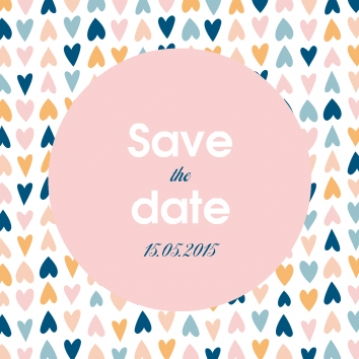 Remco & Sarah | save the date