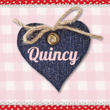 Quincy | denim hart
