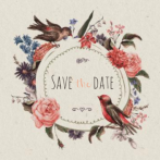 Lonneke & Bram | save the date