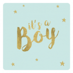 Siem | it's a boy