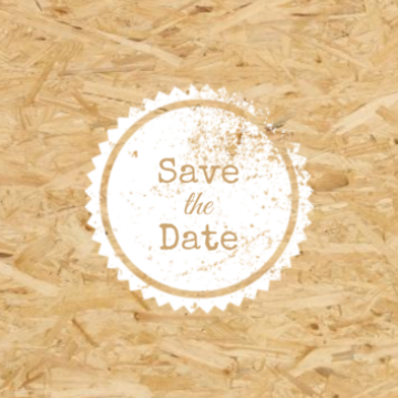 Save-the-date kaart | Noah & Yasmin