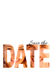 Save-the-date kaart | Martine & Roland
